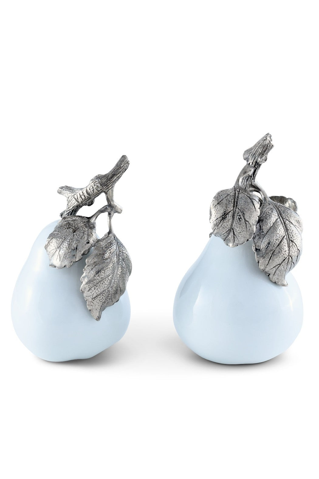 Vagabond House Pear Salt & Pepper Shakers