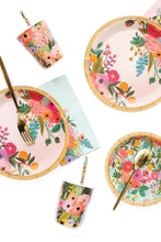 Load image into Gallery viewer, Rifle Paper Co. Garden Party Small Paper Plates