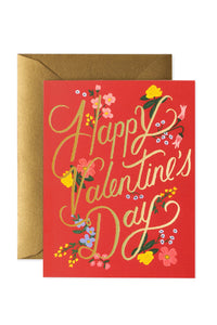 Rifle Paper Co. Valentine's Day Card
