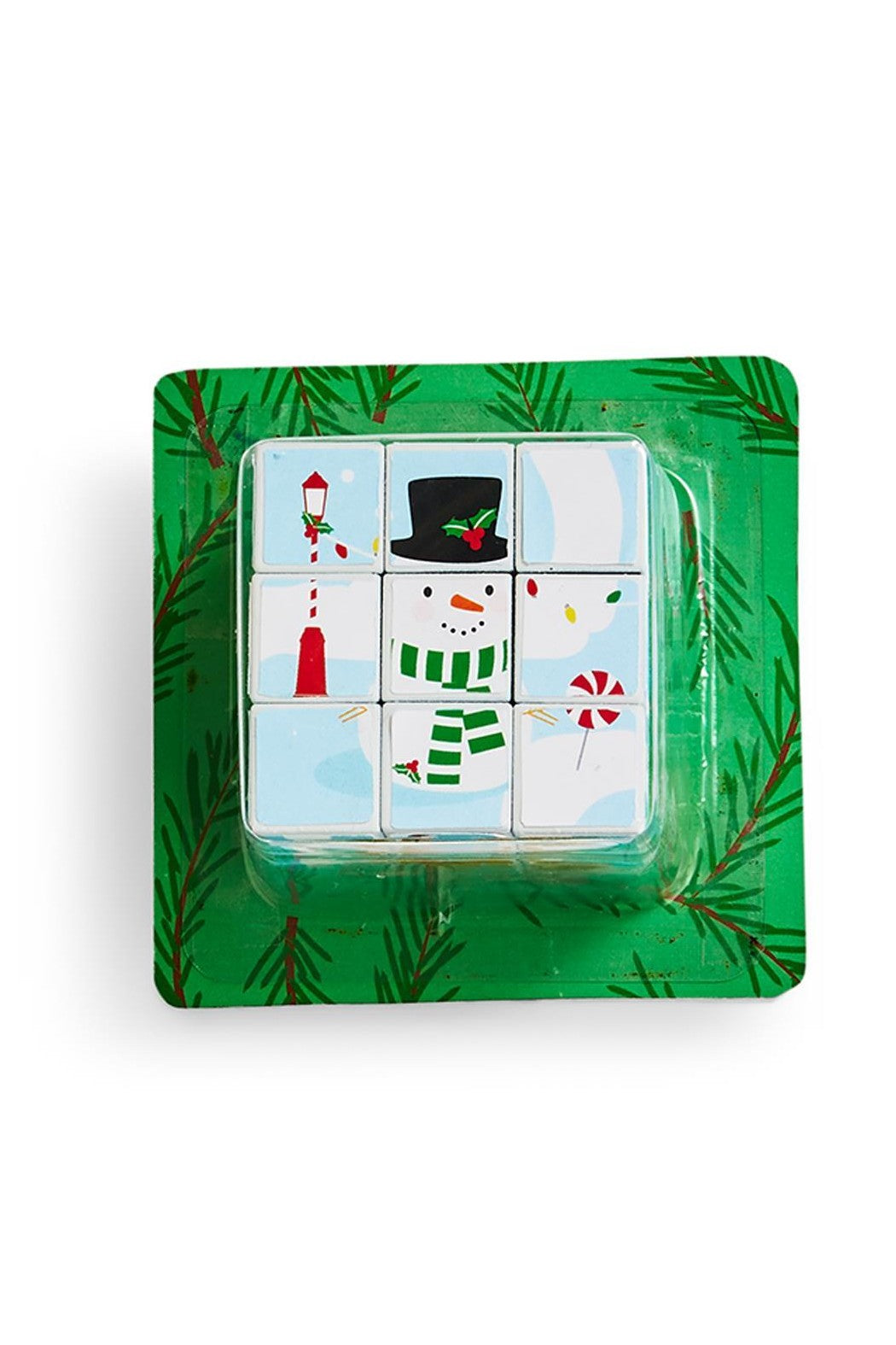 Holiday Puzzle Cube