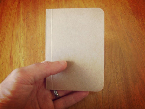 Classic Kraft Notebook