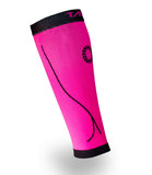 TAC Compression Calf Sleeves (Hot Pink)