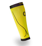TAC Compression Calf Sleeves (Energy Green)