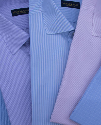 Wilkes & Riley dress shirts