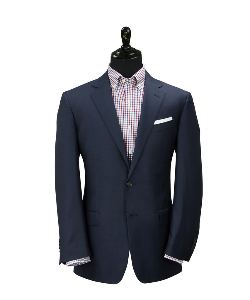 Wilkes &amp; Riley Classic Navy Blazer>VIEW FULL SIZE IMAGE</a>                                                                                                         <div id=