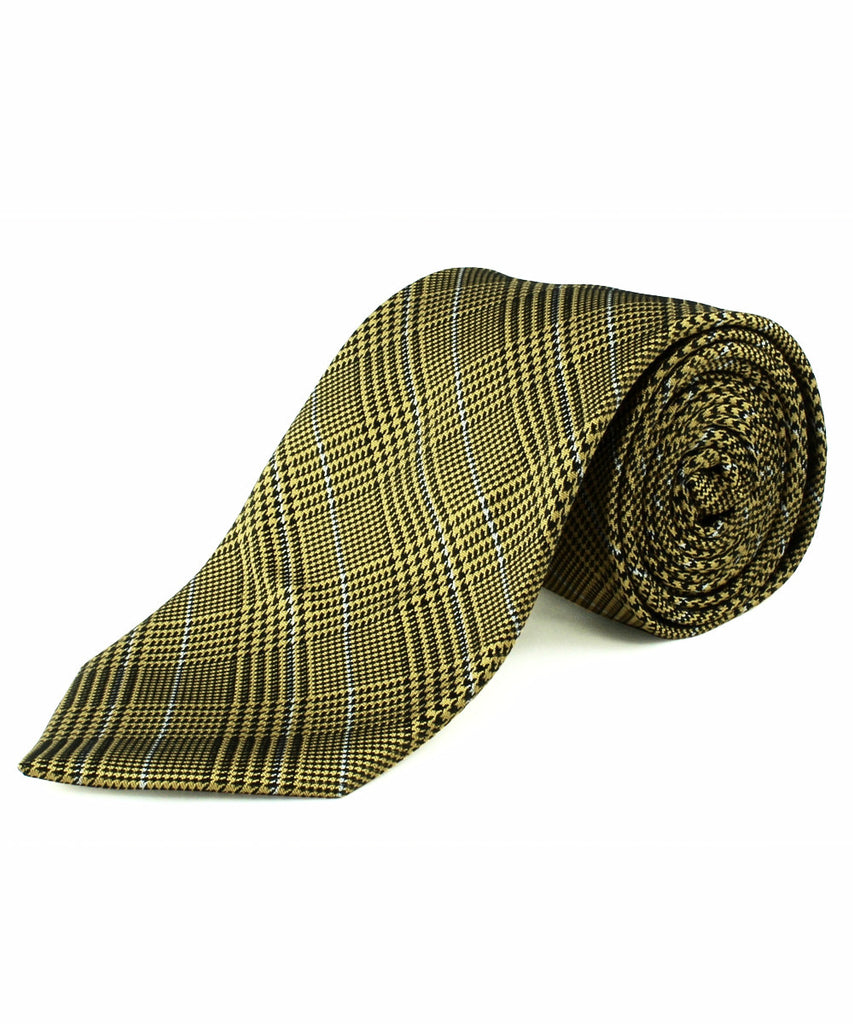 Gold Plaid  <br />   * made in Italy  *