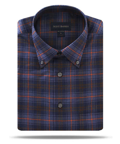 Scott Barber - Jackson Melange Twill Plaid