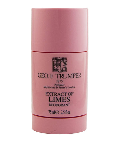 Extract of Limes Deodorant by Geo. F. Trumper
