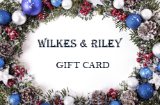 Wilkes & Riley Gift Card