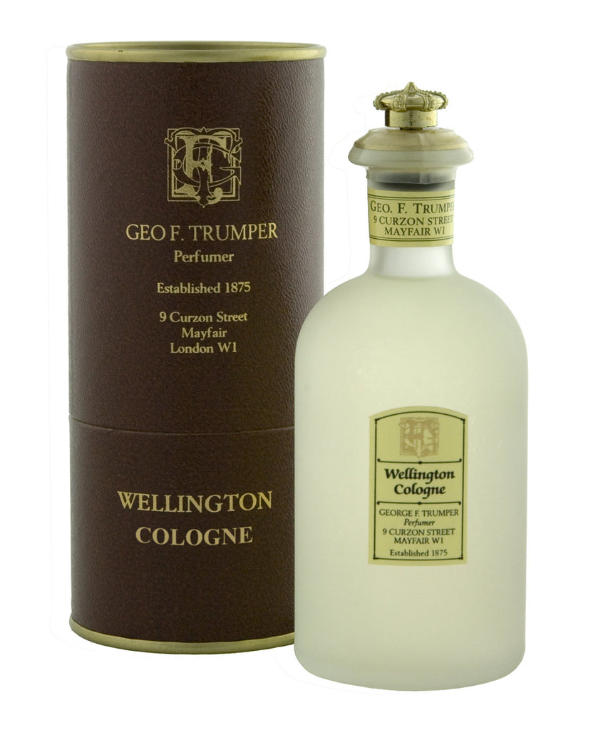 Wellington Cologne 100ml By Geo. F. Trumper