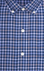 Wilkes & Riley Blue multi Plaid Button Down Alt