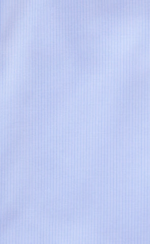 Tailored Fit Light Blue Tonal Stripe Spread Collar  Supima® Cotton Broadcloth Non-Iron Dress Shirt