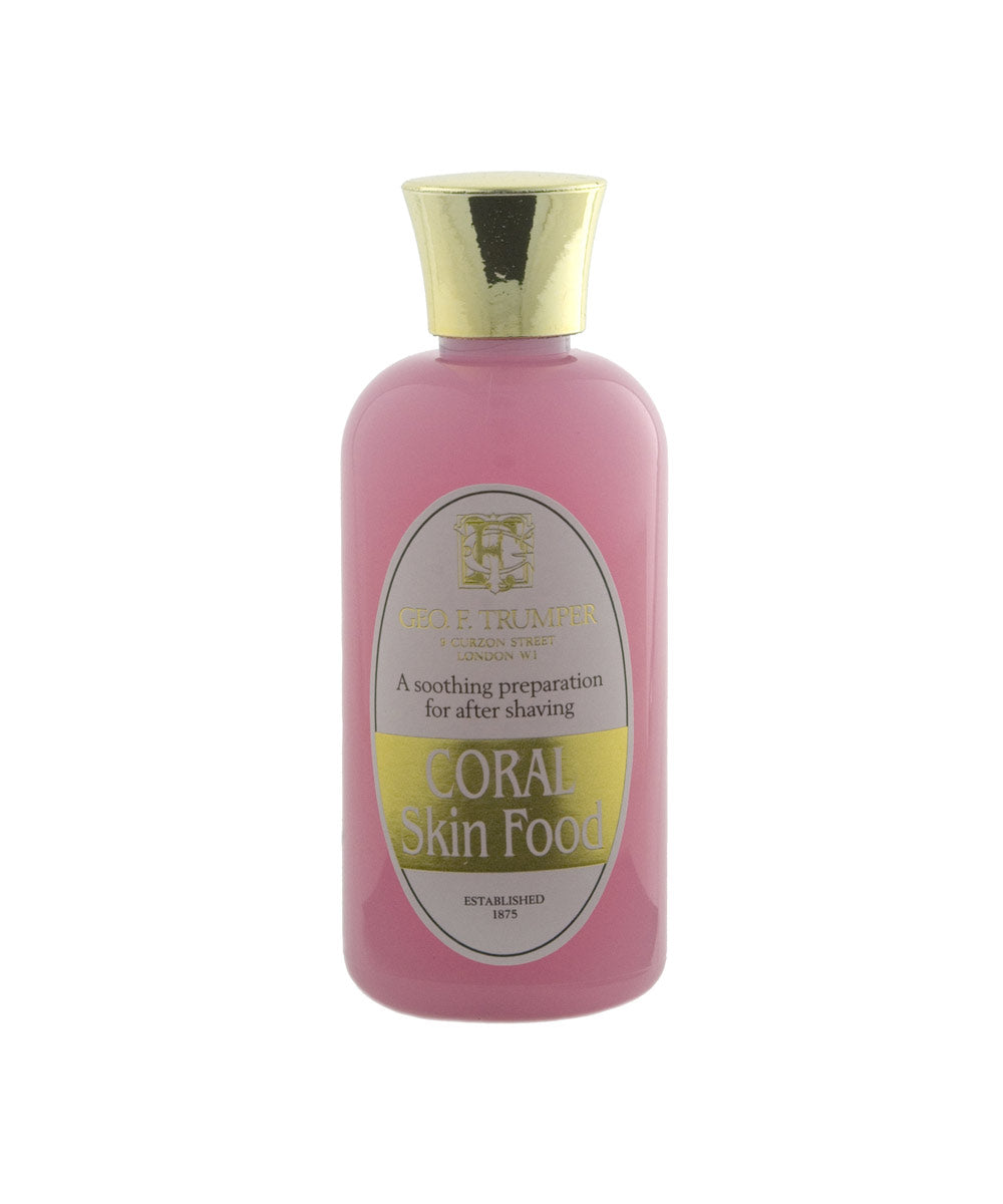 Coral Skin food 100ml by Geo. F. Trumper