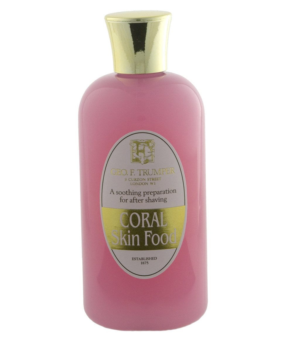 Coral Skin food 200ml by Geo. F. Trumper