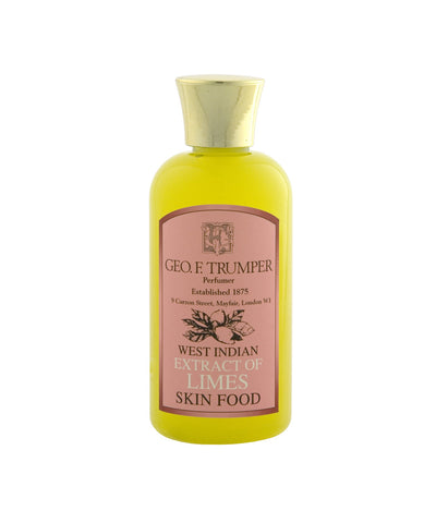 Extract of Limes Skin Food 100ml By Geo. F. Trumper