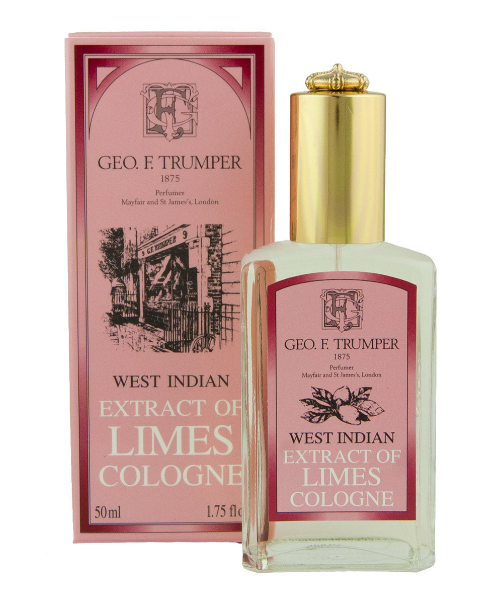 Extract of Limes Cologne 50ml By Geo. F. Trumper