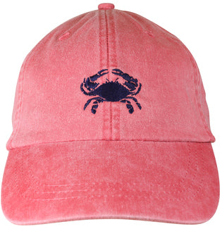Wilkes & Riley Crab Hat - Poppy