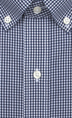 Wilkes & Riley Navy Gingham Button Down Alt