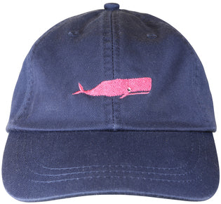 Wilkes & Riley Whale Hat - Navy