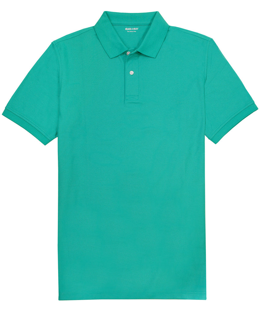 Green Piqué Polo>VIEW FULL SIZE IMAGE</a>                                                                                                         <div id=
