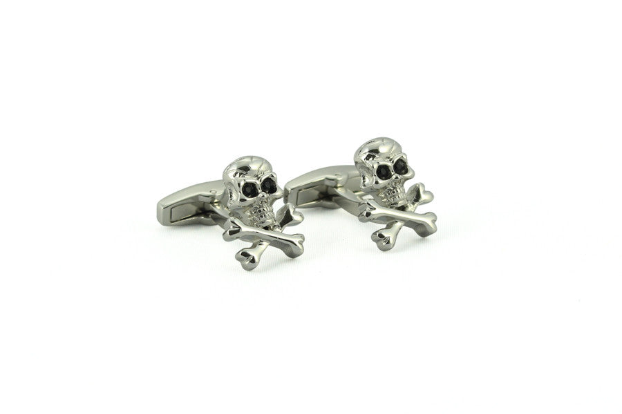 Skull &amp; Crossbone Cufflinks>VIEW FULL SIZE IMAGE</a>                                                                                                         <div id=