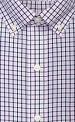 Wilkes & Riley Pink & Navy Tattersall Button Down Alt