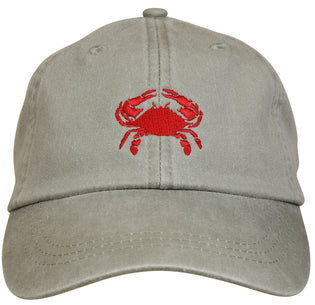 Wilkes & Riley Crab Hat - Stone
