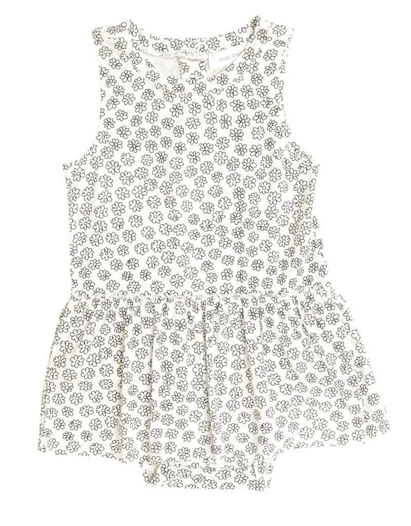 Angel Dear Doodle Daisy Bodysuit with Skirt - Flying Ryno