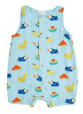 Angel Dear Floaties Shortie Romper - Flying Ryno
