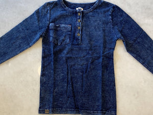 Appaman Amos Henley in Indigo - Flying Ryno