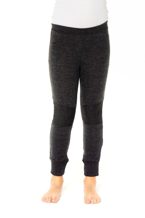 Chaser Moto Knit Legging Charcoal Grey - Flying Ryno