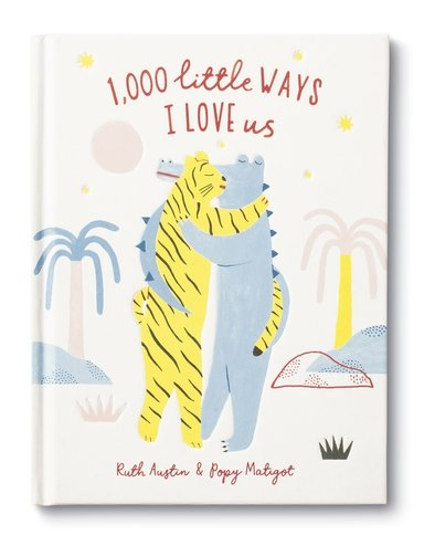 Compendium 1,000 Little Ways I Love US - Flying Ryno