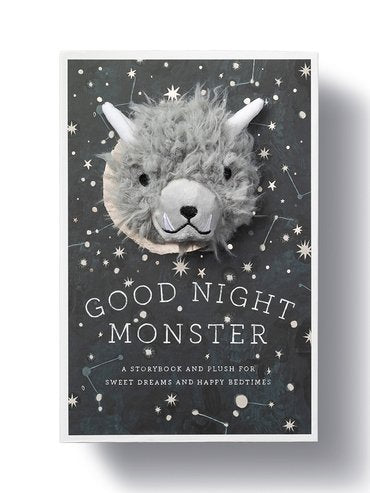 Compendium Good Night Monster Gift Set - Flying Ryno