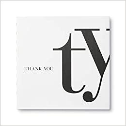 "Compendium ""Thank You"" Book - Flying Ryno"