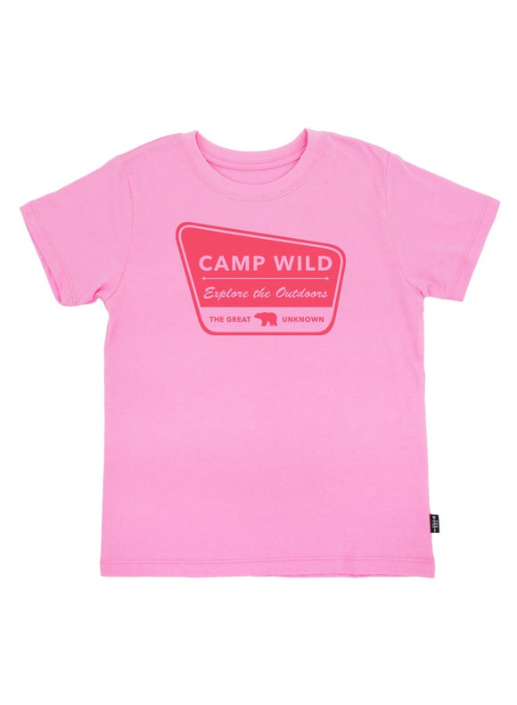Feather 4 Arrow Camp Wild Vintage Tee - Flying Ryno