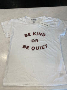 "Suburban Riot ""Be Kind or Be Quiet"" Tee - Flying Ryno"