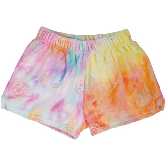 Iscream Cotton Candy Plush Shorts - Flying Ryno