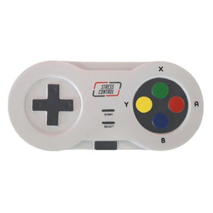 Iscream Retro Game Controller Stress Reliever - Flying Ryno