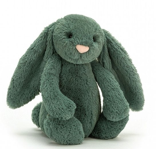 Jellycat Bashful Forest Bunny Medium - Flying Ryno
