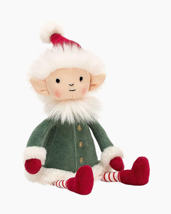 Jellycat Leffy Elf Small - Flying Ryno