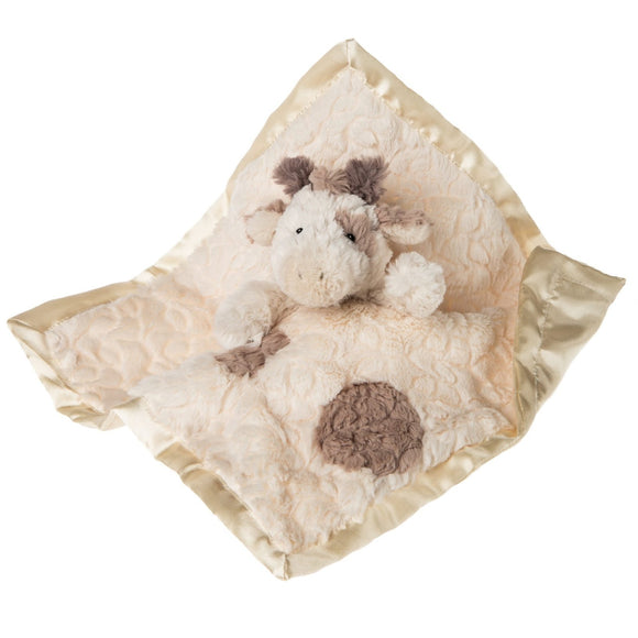 Mary Meyer Putty Nursery Giraffe Blanket Lovey - Flying Ryno
