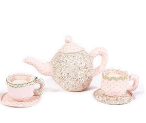 Mon Ami Designs Tea Set - Flying Ryno