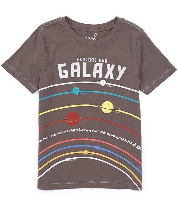 Peek Easton Explore the Galaxy Tee - Flying Ryno