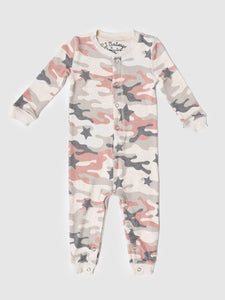 PJ Salvage Infant Romper Follow the Stars Camo - Flying Ryno