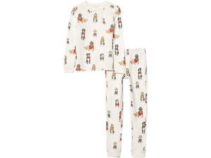 PJ Salvage Two-Piece Jammie Set Hipster Hounds - Flying Ryno