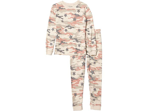 PJ Salvage Two-Piece Jammies Follow the Stars Camo - Flying Ryno