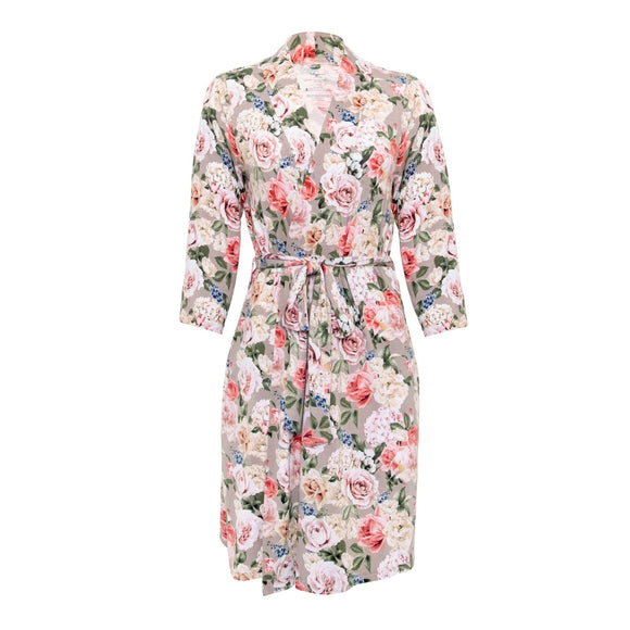 Posh Peanut Cassie Mommy Robe - Flying Ryno