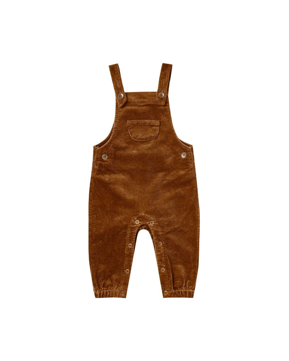 Rylee and Cru Corduroy Overall Cinnamon - Flying Ryno