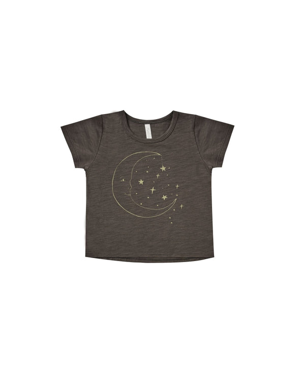 Rylee and Cru La Luna Basic Tee Vintage Black - Flying Ryno