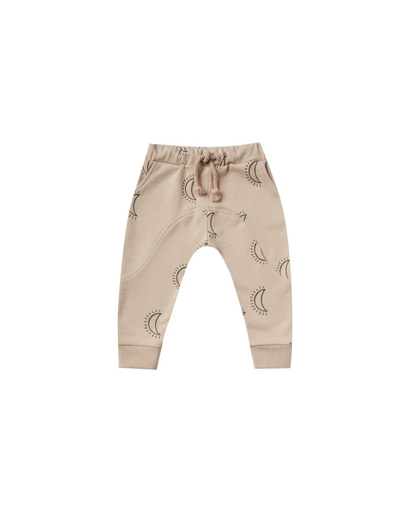 Rylee and Cru Moons James Pant in Oat - Flying Ryno